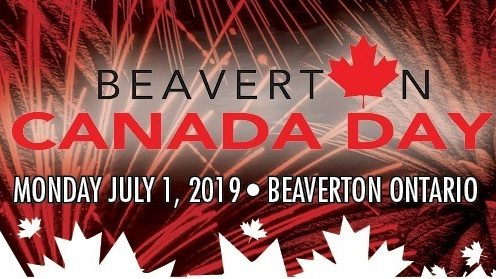 Quite the party planned in Beaverton for Canada Day