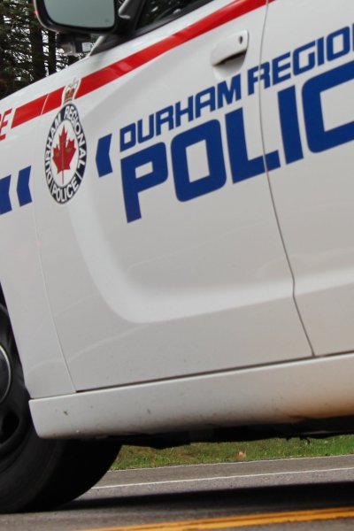 Man charged with impaired operation in police station parking lot