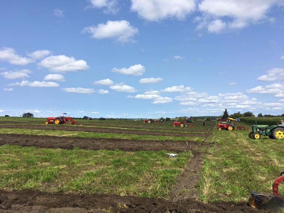 Canadian Plowing Championships underway in Sunderland