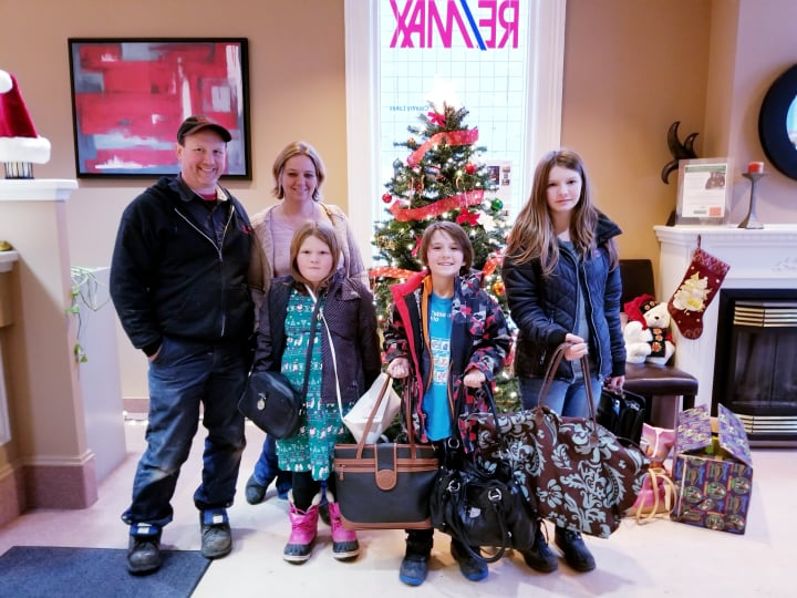 No shortage of local support for the Fill a Purse for a Sister campaign