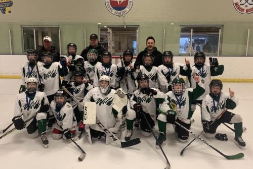 Brock Atom squad wins gold at Plattsville tournament