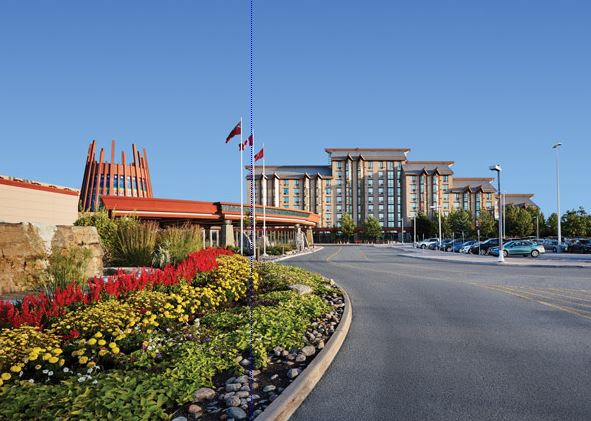 Anonymous threat forces evacuation at Casino Rama Resort
