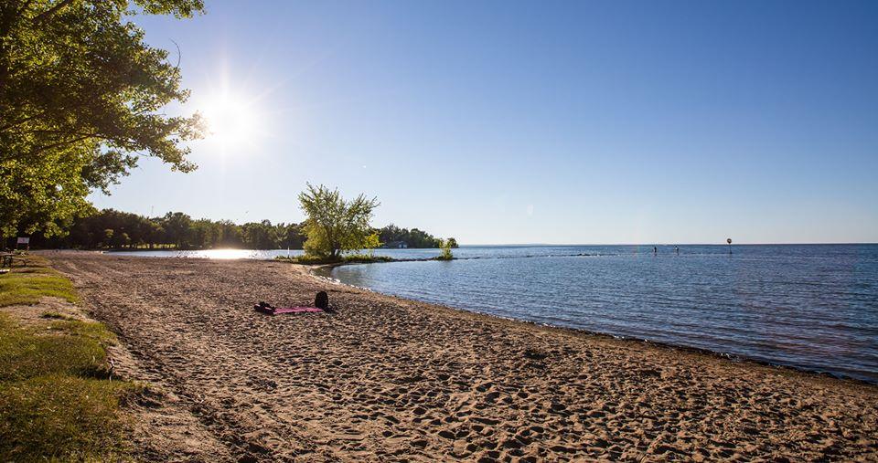 Public beaches in Georgina to remain closed through Canada Day