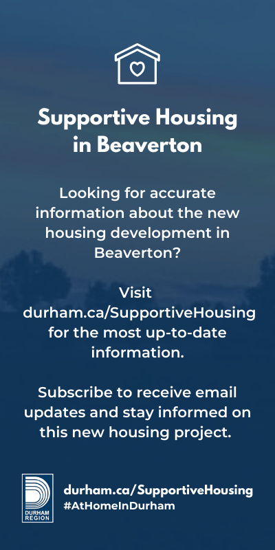 Durham Region Housing Ad