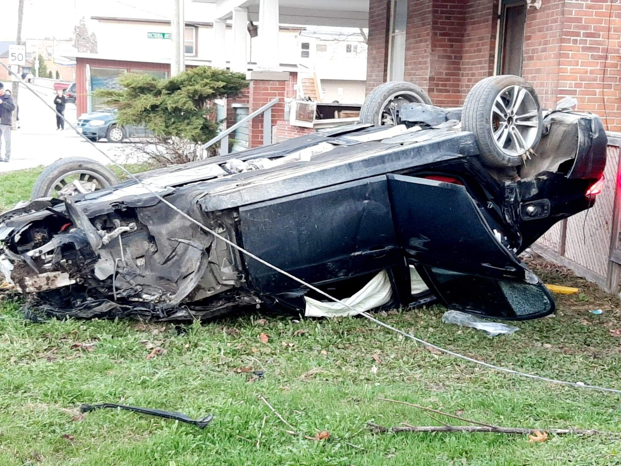 Woman charged with impaired operation following Beaverton collision