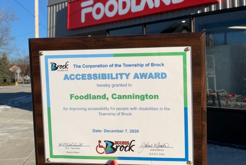 Township accepting nominations for accessibility award