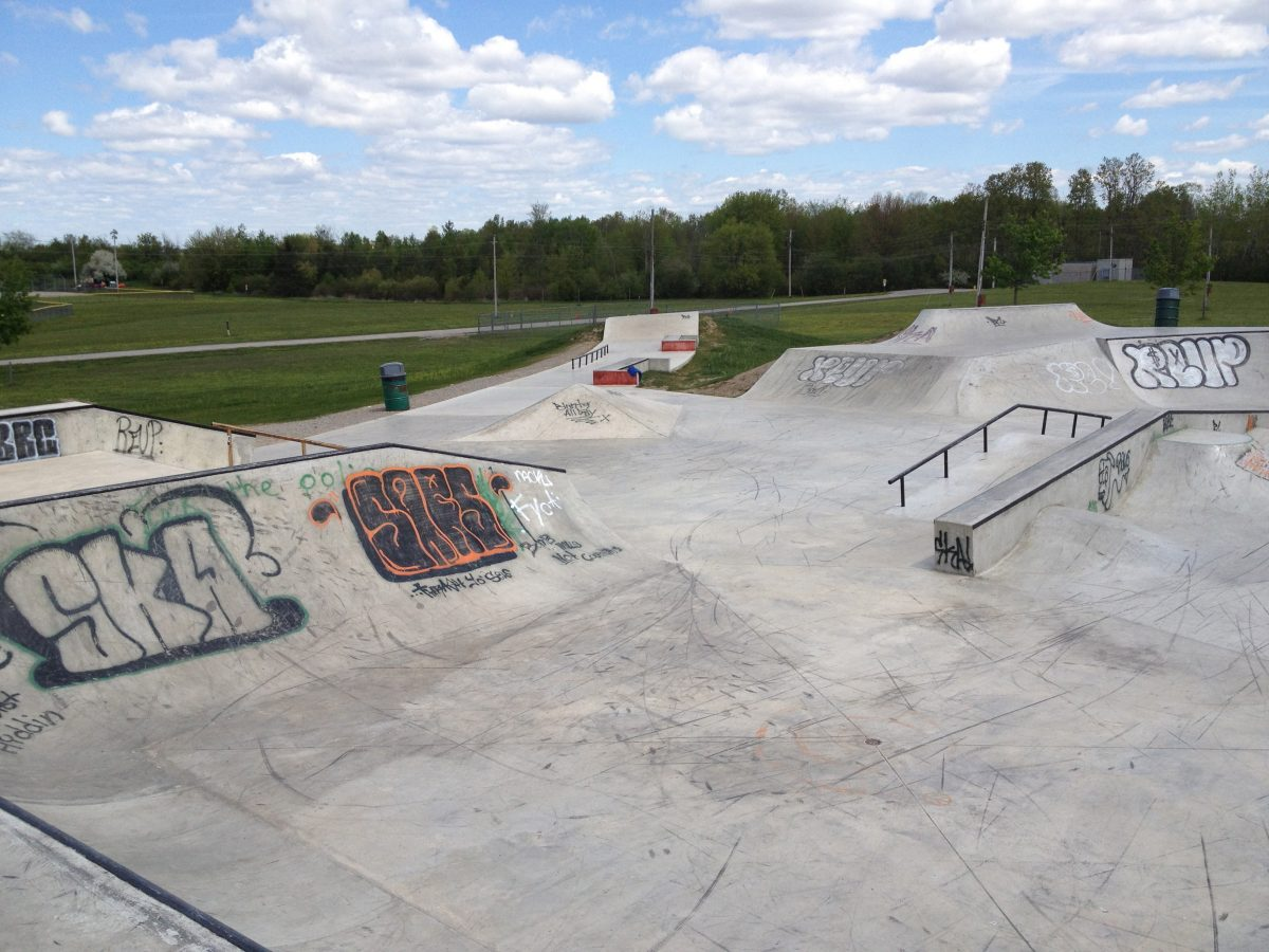 Cannington parent pleasantly surprised by conduct at skate park