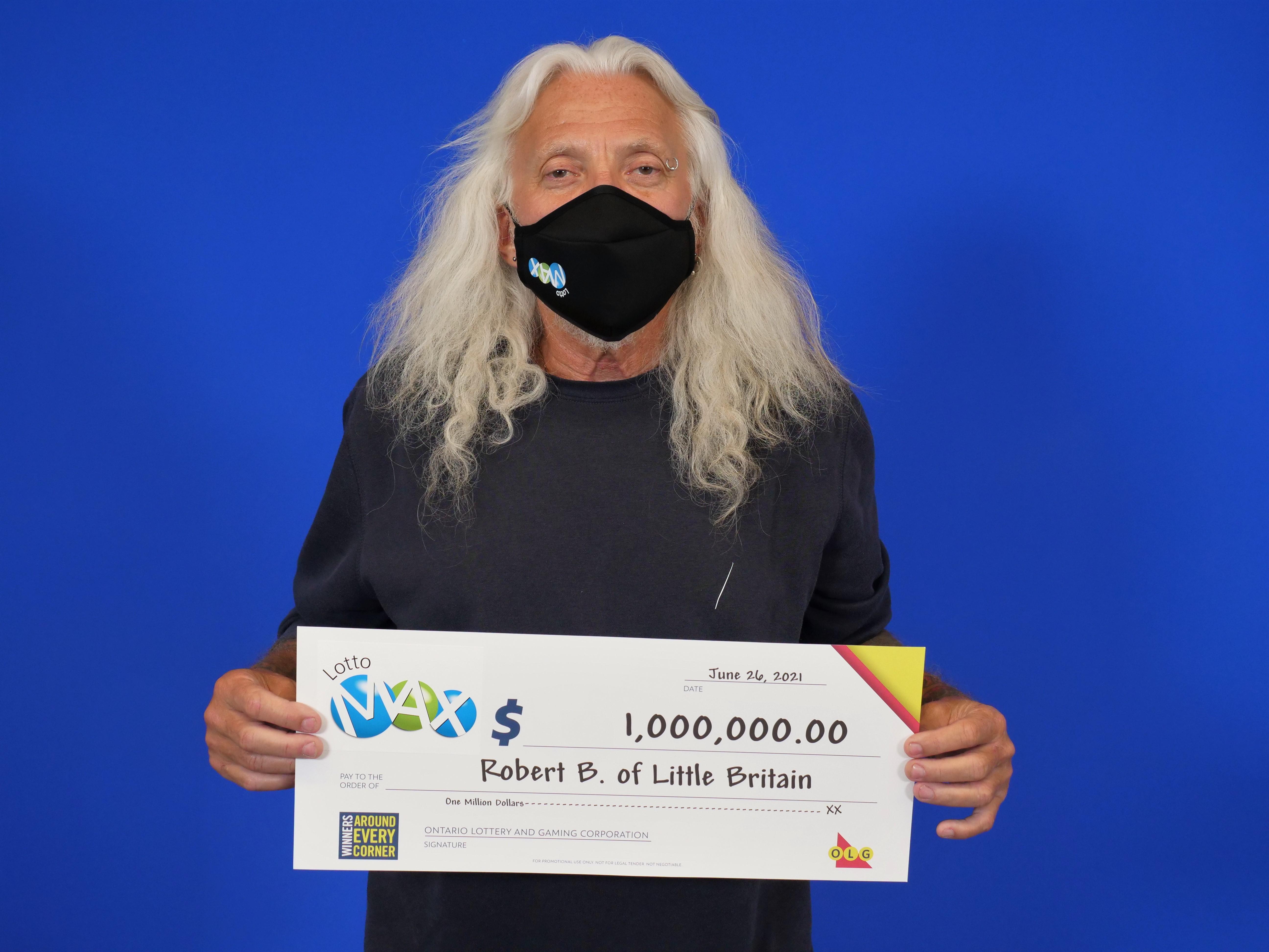 Little Britain resident wins million dollar prize