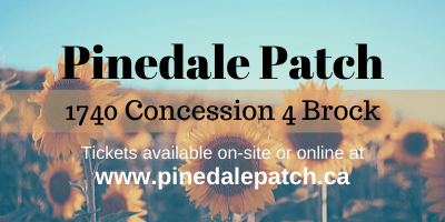 pinedale patch, 1740 Concession 4 Brock, pinedalepatch.ca