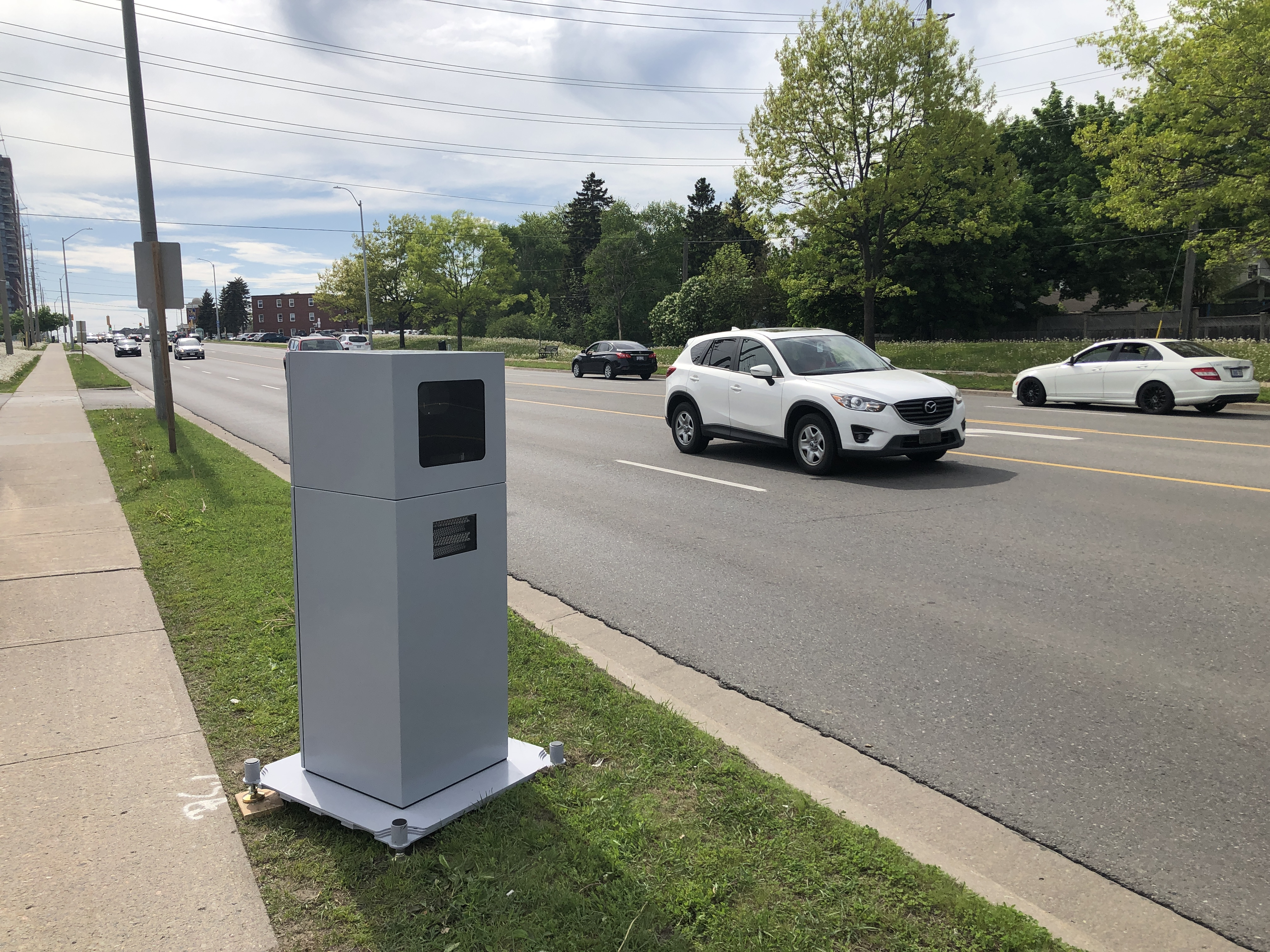 More than 1,800 speeders caught on camera in Brock