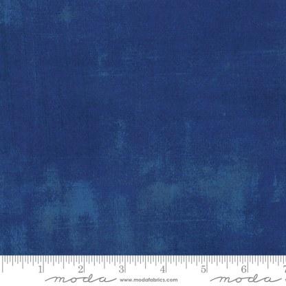 Moda - Grunge Basics - Cobalt #30150-223