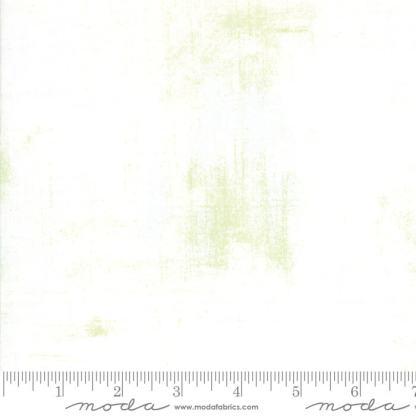 Moda - Grunge Basics - White #30150 58