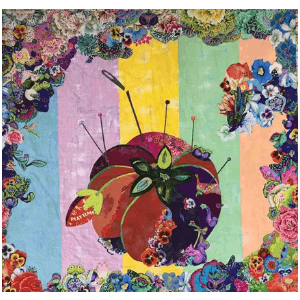 Laura Heine Pincushion Collage