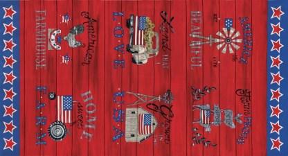 Land That I Love - Patriotic Red - 19880-13