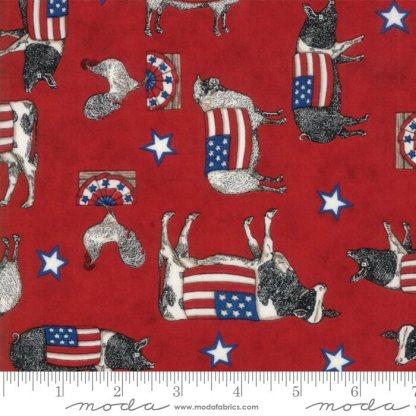 Land That I Love - Patriotic Red - 19881-13