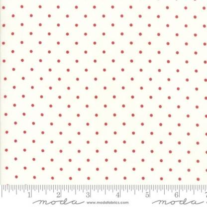 Sweet Tea Dot - Vanilla Red - 5723-14