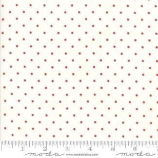 Sweet Tea Dot - Vanilla Red - 5723-14