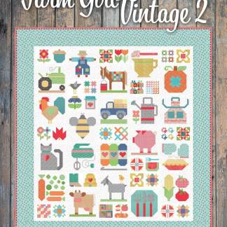 Farm Girl Vintage 2 # ISE-931