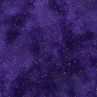 NEW HUE - Metallic Purple/Gold
