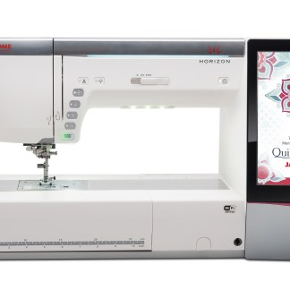 Janome Horizon Quilt Maker Memory Craft 15000