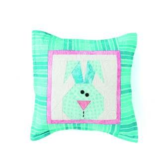 Bunny Paper Pieced Block