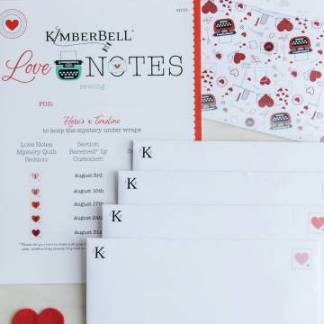 Love Notes Only for Sewing KD725