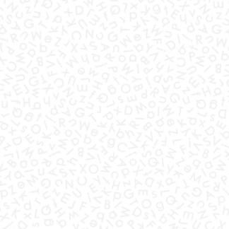 QT Fabrics - Quilting Illusions - Alphabet - 26760 Z