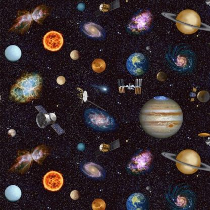 Planetary Missions - Outer Space - 5303-97 Multi