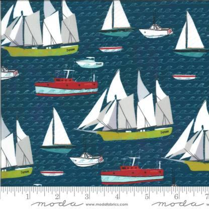Lakeside Story by Mara Penny - 13352-12 - Sailcloth