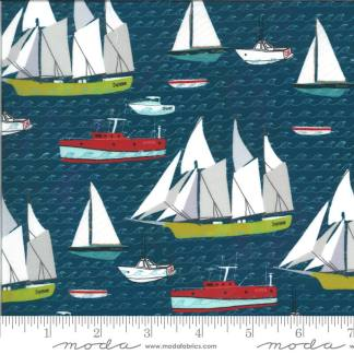 Lakeside Story by Mara Penny - 13352-12 - Sailcloth