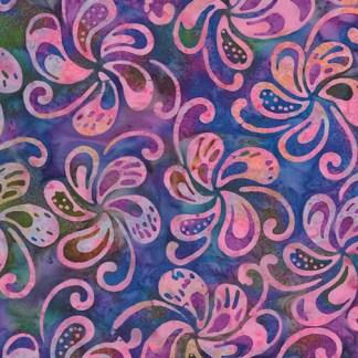 Bali - Petal Play - Spinning Petals - Purple/Pink -9163-62