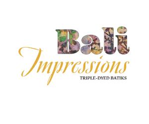 Bali Impressions - Triple Dyed Batiks