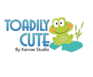 Toadally Cool - Glow in the dark