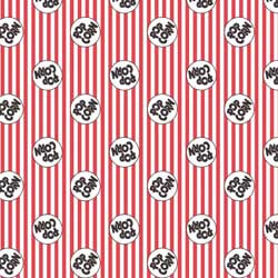 Pop by Camelot - Pop Logo - Red White Stripes