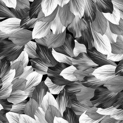 Midnight Paradise by Kanvas Studio - Petal Garden - 9884P-11
