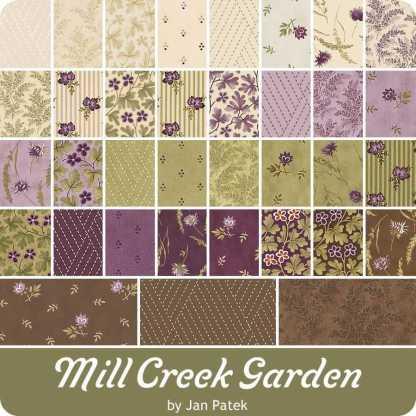Jelly Roll Mill Creek Garden