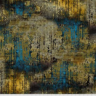 Abandoned 2 by Tim Holtz - Gilded Mosaic -PWTH140.GOLD