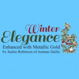 Winter Elegance by Jackie Robinson