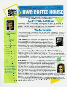 April 2017 Coffeehouse 2