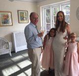 Patio Room Summer 2015 wedding
