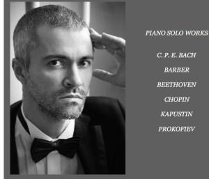 concert, pianist, piano, Russian, Legendary, Bach, Barber, Beethove, Chopin, Kapustin, Prokofiev