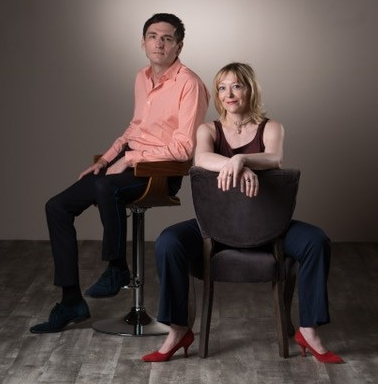 Oxana Mikhailoff and Vassily Primakov