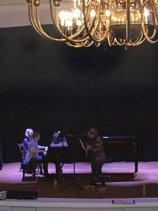 Vassily in concert