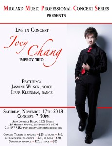 Joey Chang Improv Trio