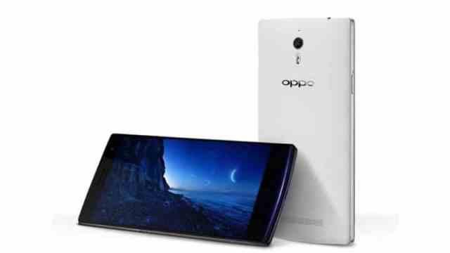 Oppo Find 7 White