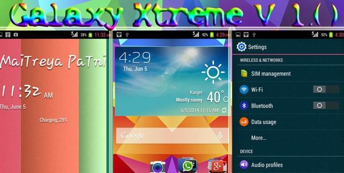 Galaxy Xtreme Rom For Micromax Canvas 2.2 A114 Galaxy S5 Styled