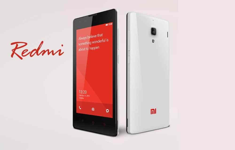Xiaomi Redmi 1S Custom ROM