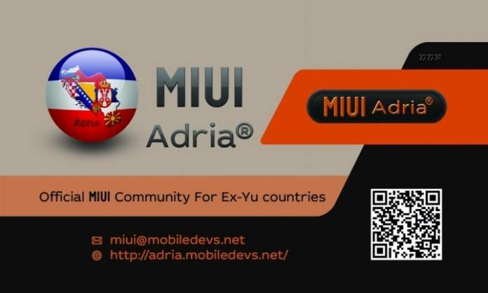 MIUI Adria Rom for Xiaomi Redmi 1S