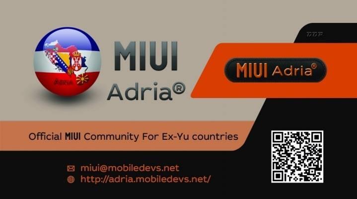 MIUI Adria Rom for Xiaomi Redmi 1S