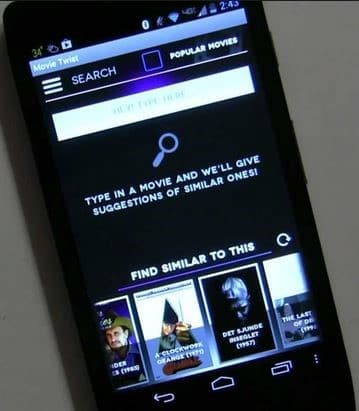 Movie Twist Android App Free Download